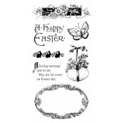 Sweet Sentiments - Cling Stamp 3